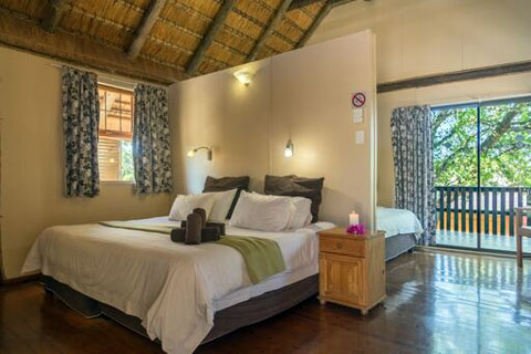 Sodwana Bay Lodge Family Rooms