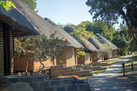 Sodwana Bay Lodge Hotel Rooms